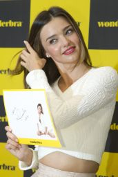 Miranda Kerr - Wonderbra Launch in Seoul - October 2014