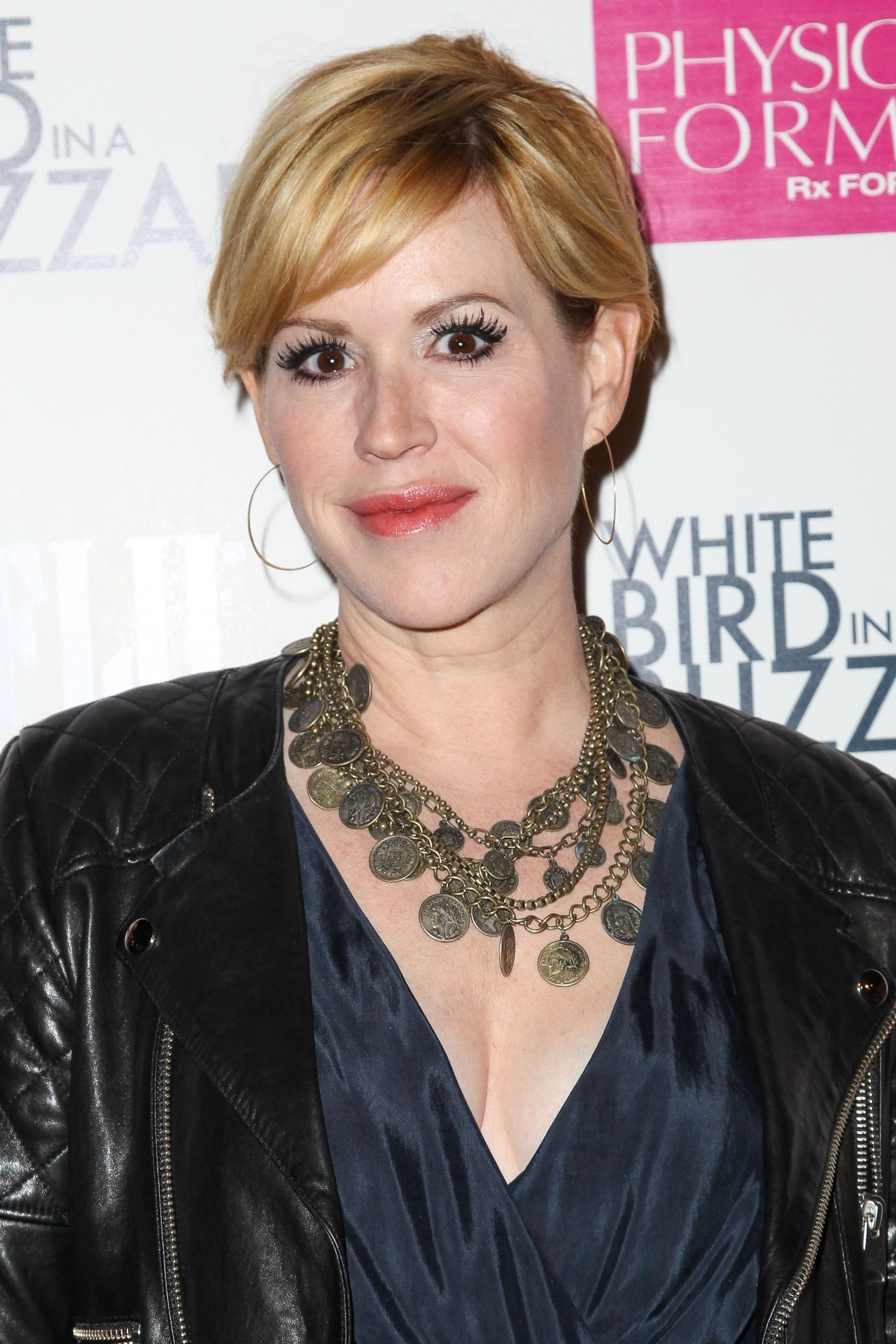 Molly Ringwald White Bird In A Blizzard Premiere In