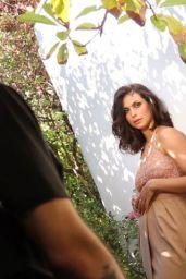 Morena Baccarin - Latina Magazine November 2014 Issue