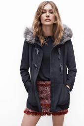 Nadja Bender - Mango Winter 2014 Catalog