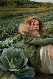 Natalia Vodianova Photoshoot -