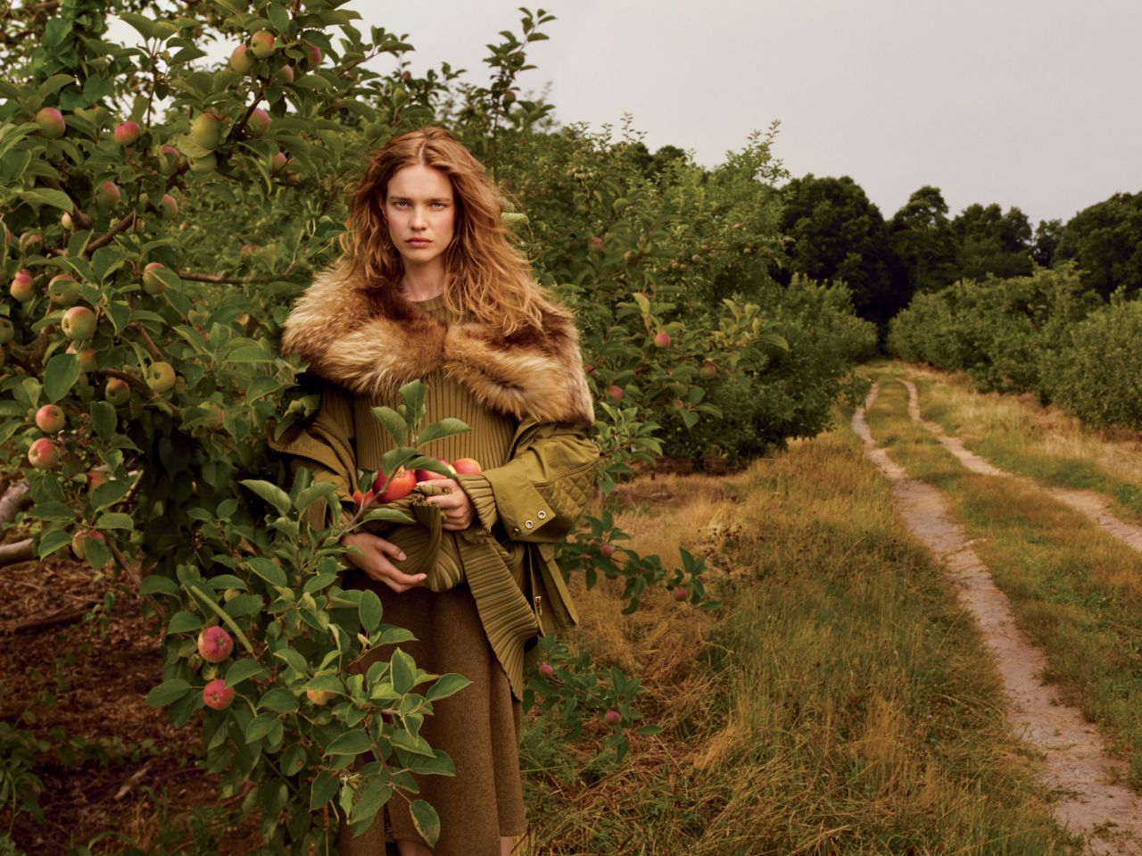 ... Photoshoot – 'The Fall Classic' for Vogue (USA) – October 2014