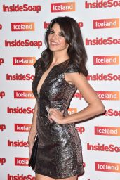 Natalie Anderson - Inside Soap Awards 2014 in London