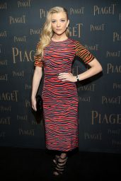 Natalie Dormer – Extremely Piaget Launch Event in Beverly Hills – October 2014