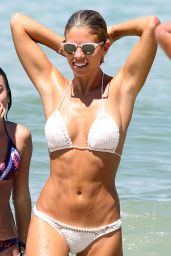 Natasha Oakley in a Bikini - Bondi Beach in Sydney, October 2014