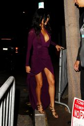 Naya Rivera – Brian Bowen Smith Wildlife Show in West Hollywood – October 2014