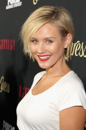 Nicky Whelan - Latina Magazine