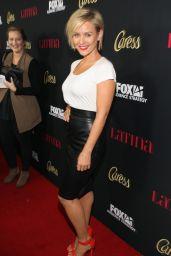 Nicky Whelan - Latina Magazine