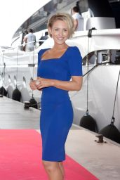 Nicky Whelan - 'Matador' Photocall - 2014 MIPCOM Festival in France