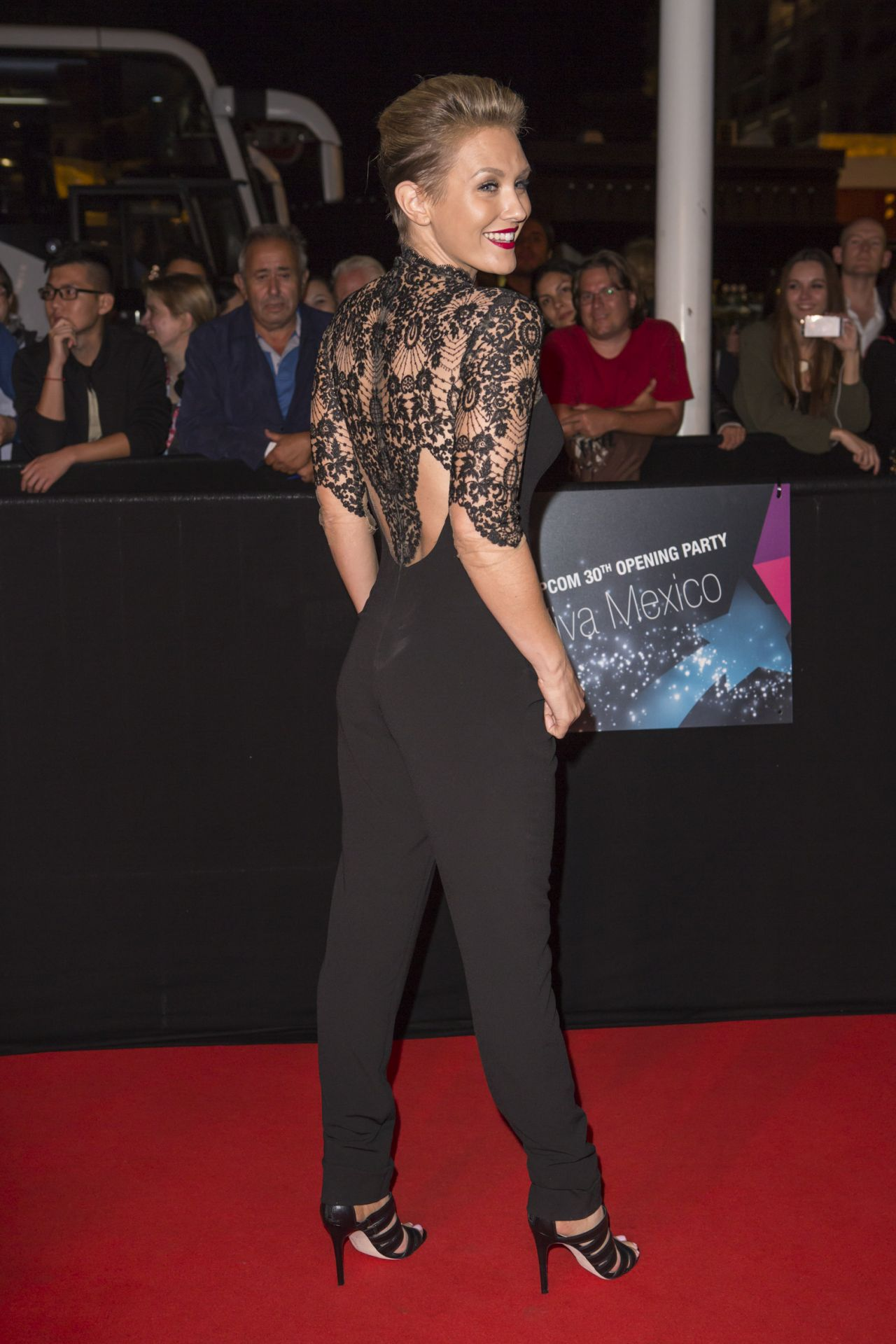 Nicky Whelan - MIPCOM 2014 Opening Party at the Hotel