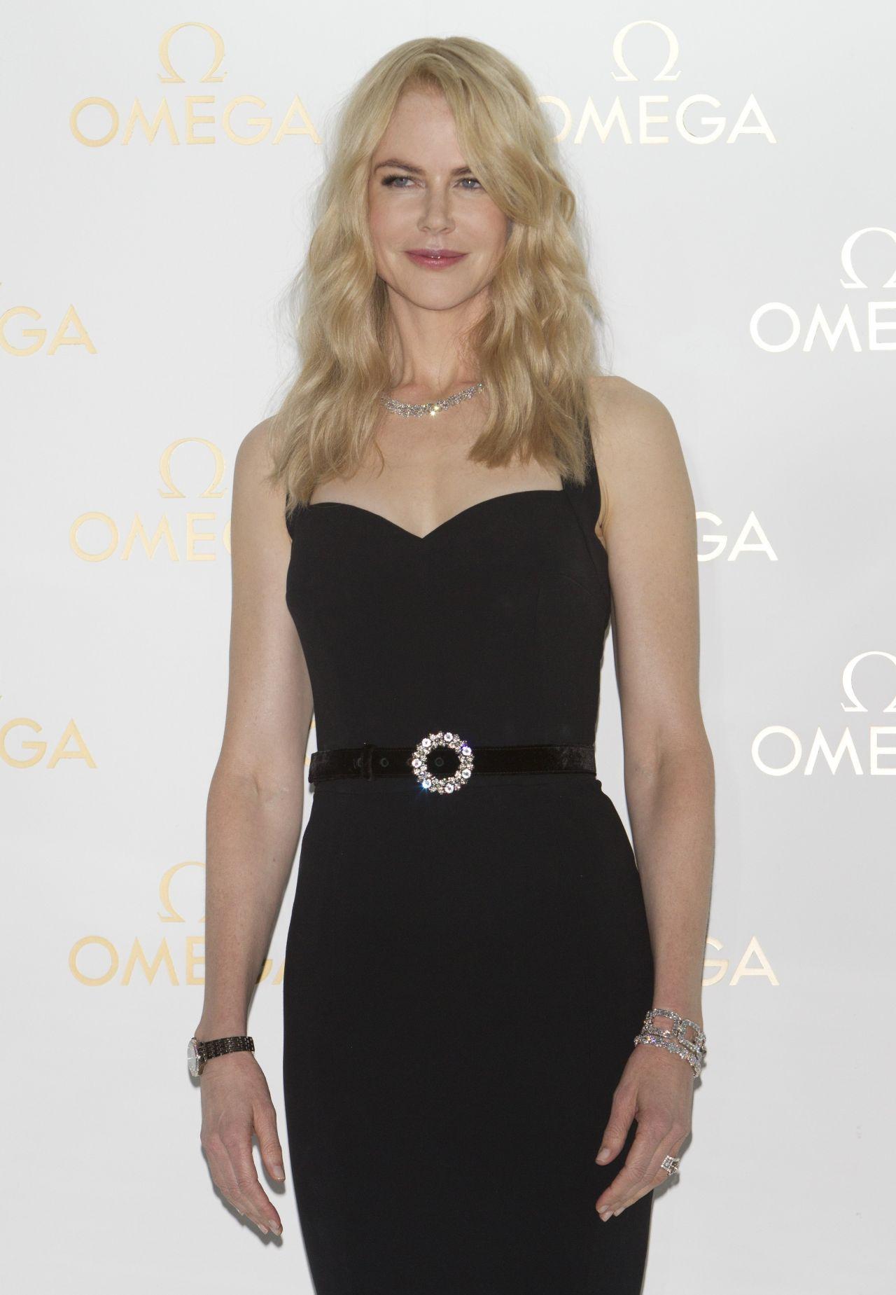 Nicole Kidman - OMEGA De Ville Prestige