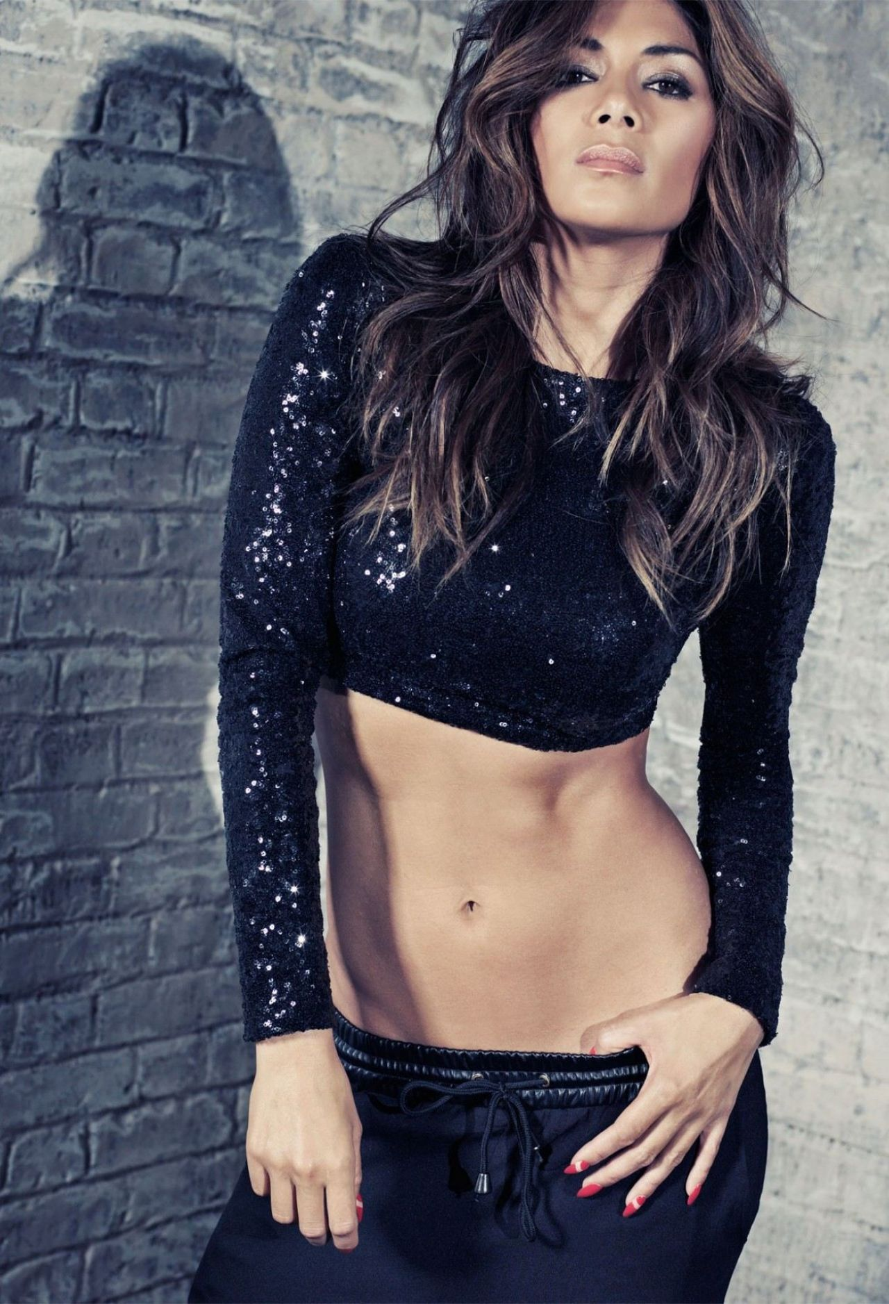 Nicole Scherzinger – Photoshoot for Missguided Collection