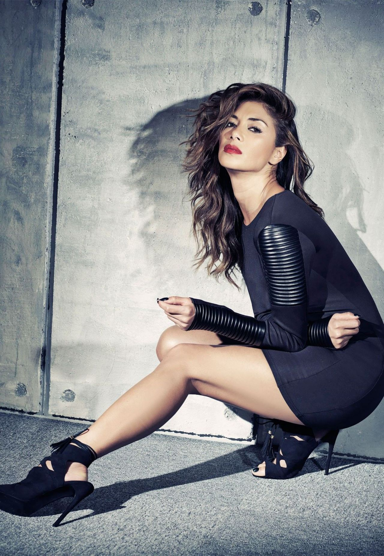 Nicole Scherzinger - Photoshoot For Missguided Collection-8628