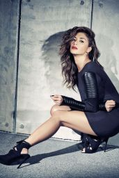 Nicole Scherzinger - Photoshoot for Missguided Collection