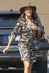 Nikki Reed Going to Starbucks in Hollywood - October 2014