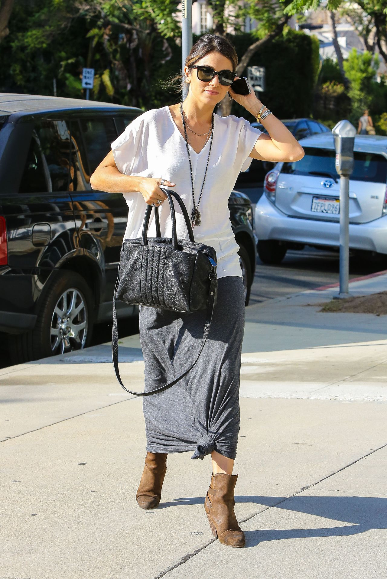 Shake make blog nikki reed 39 s street style looks Fashion style october 2015