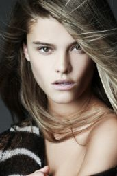 Nina Agdal Photoshoot - October 2014