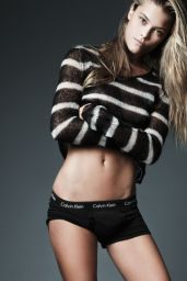 Nina Agdal Photoshoot - October 2014