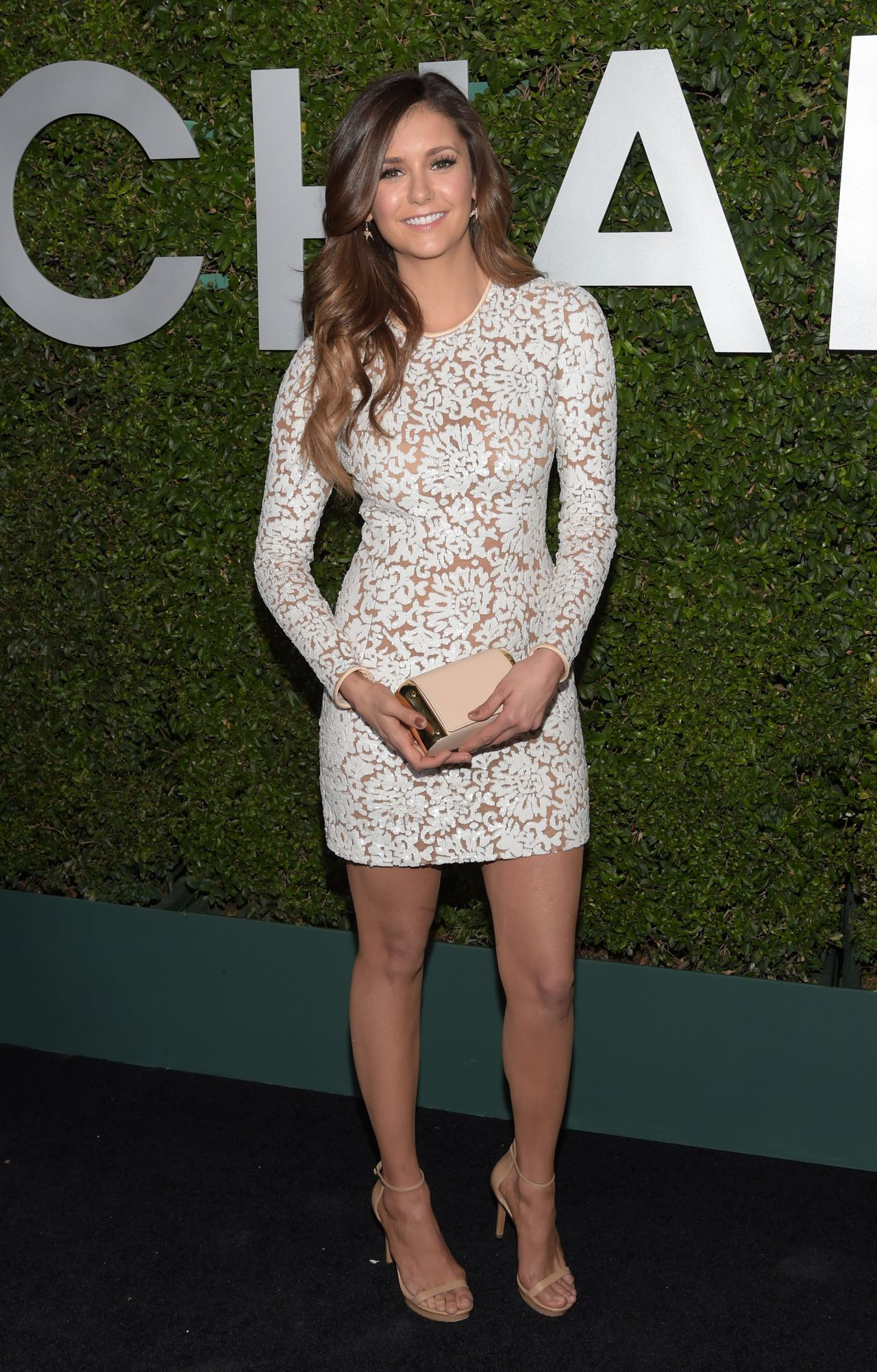 Nina Dobrev – Claiborne Swanson Frank's 'Young Hollywood' Book Launch in Beverly Hills