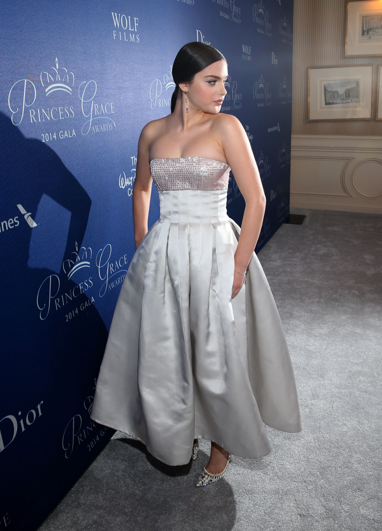 Odeya Rush - 2014 Princess Grace Awards Gala In Beverly Hills-9416