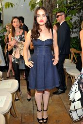 Odeya Rush - CFDA/Vogue Fashion Fund Event in Los Angeles, Oct. 2014