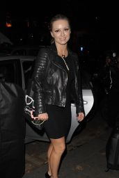Ola Jordan - Specsavers Spectacle Wearer of the Year Awards 2014