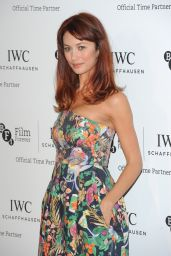 Olga Kurylenko - IWC Gala in Honour Of The British Film Institute in London