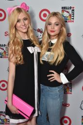 Olivia Holt – Hello Kitty Con 2014 Opening Night Party in Los Angeles