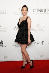 Olivia Munn – American Ballet Theatre 2014 Opening Night Fall Gala in New York City