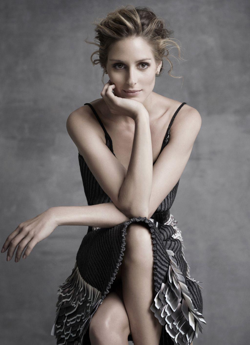 Olivia Palermo - Photoshoot for Harper's Bazaar Magazine ...