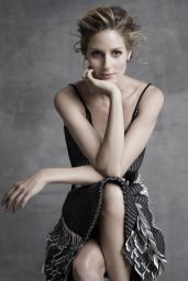 Olivia Palermo - Photoshoot for Harper