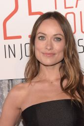 Olivia Wilde - 2014 IWMF Courage In Journalism Awards in Beverly Hills