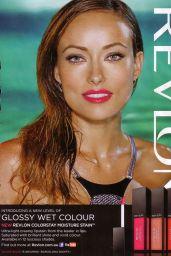 Olivia Wilde - Revlon Ad (2014)