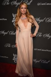 Paris Hilton – 2014 Angel Ball in New York City