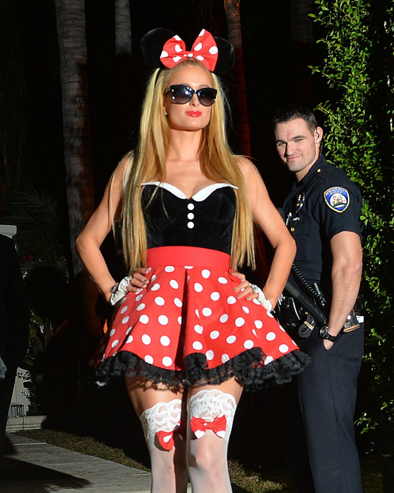 Paris Hilton - Casamigos 2014 Tequila