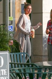 Paris-Michael Katherine Jackson - Out in Calabasas - October 2014
