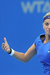 Petra Kvitova - 2014 China Open in Beijing - Final