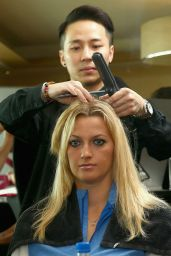 Petra Kvitova – Draw Ceremony for the BNP Paribas WTA Finals 2014