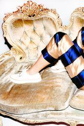 Phoebe Tonkin - Photoshoot for Nylon Guys Magazine