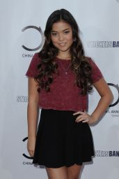 Piper Curda at China Anne Mcclain's Sweet 16 Party
