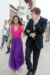 Pippa Middleton - Wedding In Italy - September 2014