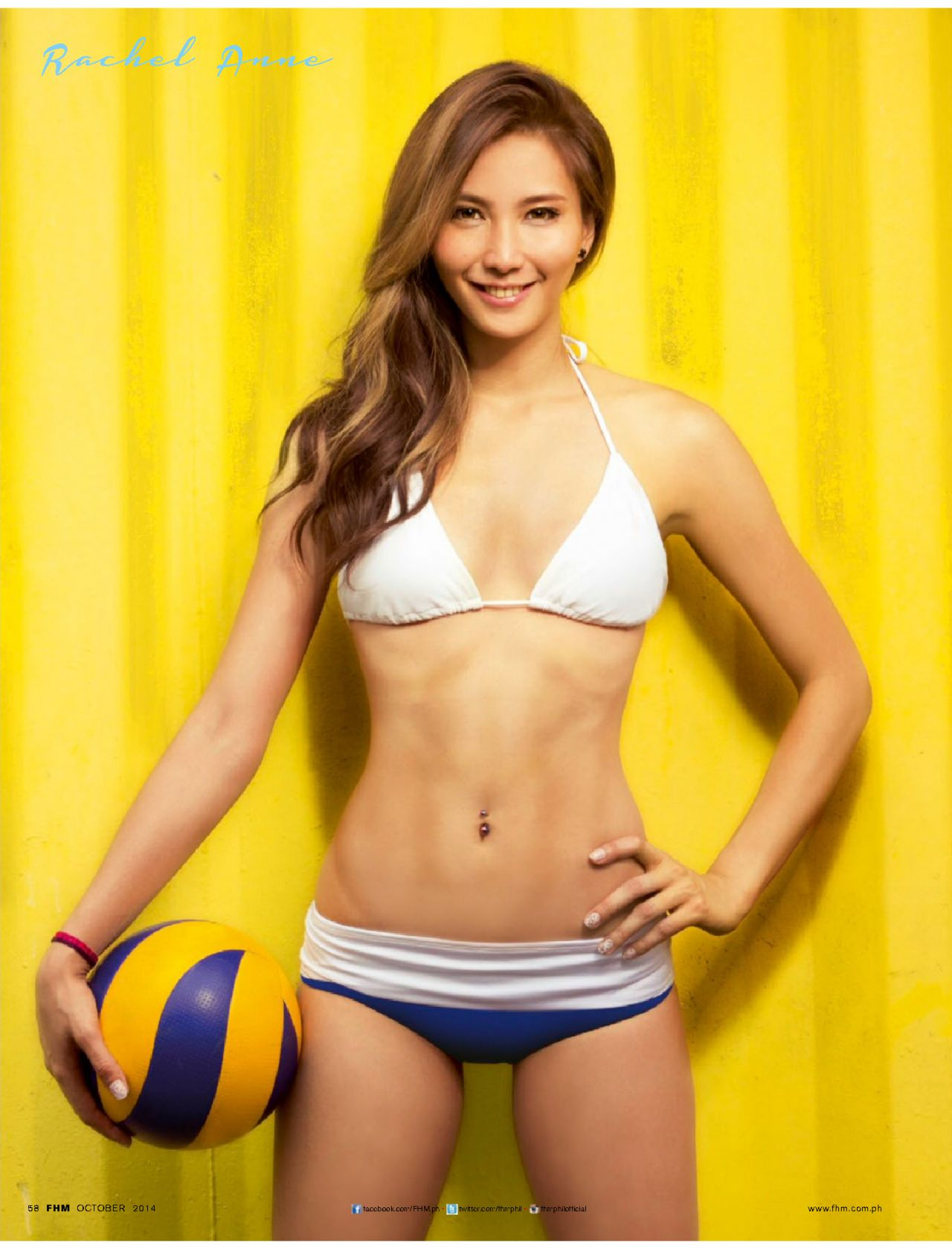 Rachel Anne Daquis Latest Photos Celebmafia