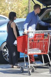 Rachel Bilson and Hayden Christensen - Out in Los Angeles, October 2014
