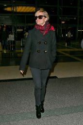 Reese Witherspoon - Arrives at LAX Airport - October 2014