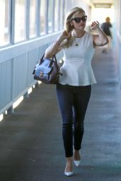 Reese Witherspoon in Tight Jeans  - Out in Los Angeles, October 2014