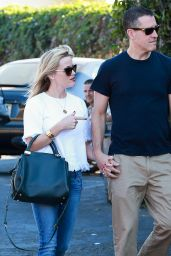Reese Witherspoon - Out in Los Angeles, October 2014