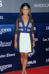 Rocsi Diaz - 2014 Longines Los Angeles Masters Charity Pro-Am