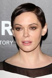 Rose McGowan - 2014 amfAR LA Inspiration Gala in Hollywood