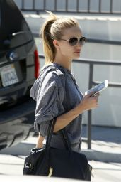 Rosie Huntington-Whiteley - Out in Los Angeles, October 2014