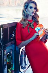 Rosie Huntington-Whiteley – Vogue Magazine (Mexico) November 2014 Photoshot
